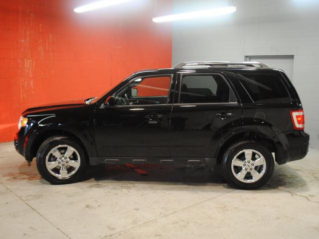 Used, 2012 Ford Escape Limited, Black, 28542