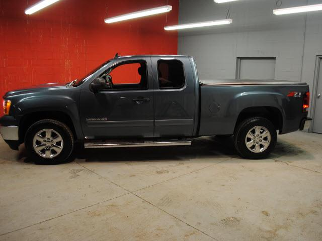 Used, 2013 GMC Sierra 1500 SLE, Blue, 28551
