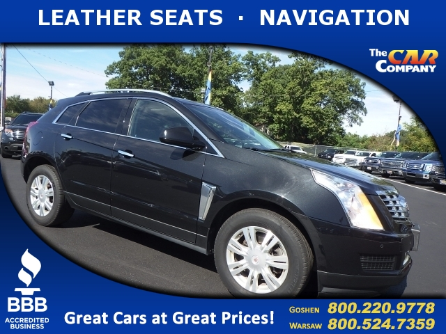 2011 Cadillac SRX AWD 4dr Luxury Collection, 619250, Photo 1
