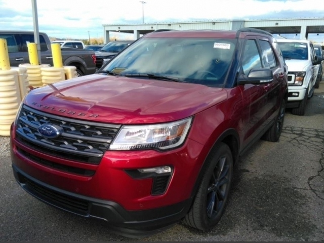 2019 Ford Escape SE 4WD, KUA98003, Photo 1