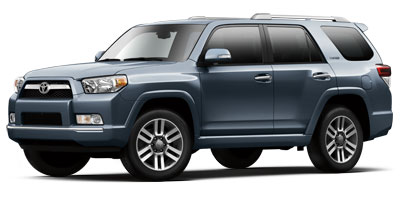 New, 2013 Toyota 4Runner SR5, Gray (Magnetic Gray Metallic), T03090