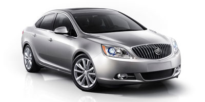 New, 2012 Buick Verano Leather Group, Black (Black Onyx), N1511