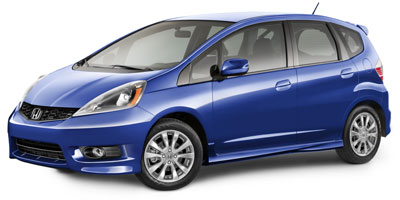 New, 2013 Honda Fit Sport, Alabaster Silver Metallic, 339970