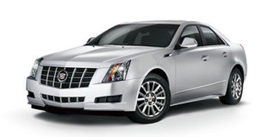 New, 2012 Cadillac CTS Sedan 4dr Sdn 3.0L Luxury AWD, 4569