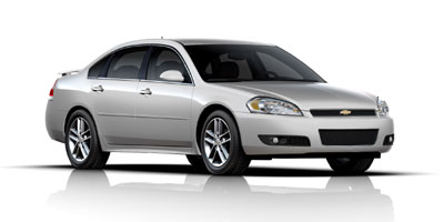 Used, 2012 Chevrolet Impala LTZ, Gold, S1014