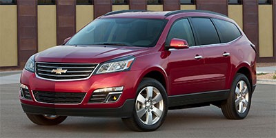 New, 2014 Chevrolet Traverse FWD 4dr LT w/1LT, T6729
