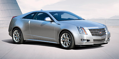 New, 2014 Cadillac Cts Coupe Performance, Radiant Silver Metallic, 942445