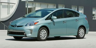 New, 2014 Toyota Prius Plug-In, Clearwater Blue Metallic, T03618