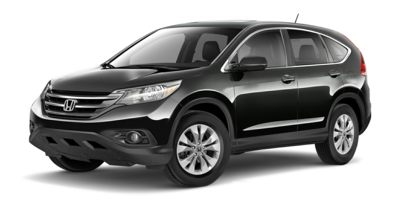 New, 2014 Honda CR-V AWD 5dr EX, Twilight Blue Metallic, 141305