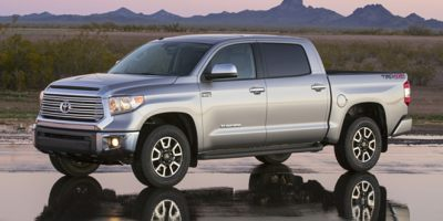 New, 2014 Toyota Tundra 4WD Truck CrewMax 5.7L V8 6-Spd AT LTD, Blue Ribbon Metallic, T03700