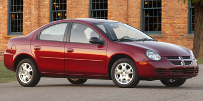 Used, 2005 Dodge Neon 4dr Sdn SXT, Red, T03564B