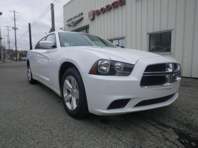 New, 2013 Dodge Charger SE, White, C2172