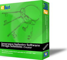 eBait� Insurance Industry Software Design &Solutions