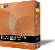 eBait� Vertical Classified Ads Display & Mobile Applications