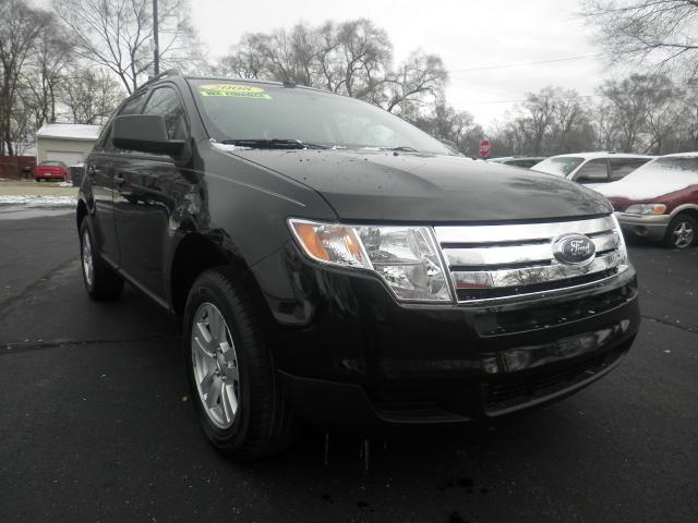 Used, 2008 Ford Edge 4dr SE FWD, Black (Black), A81515