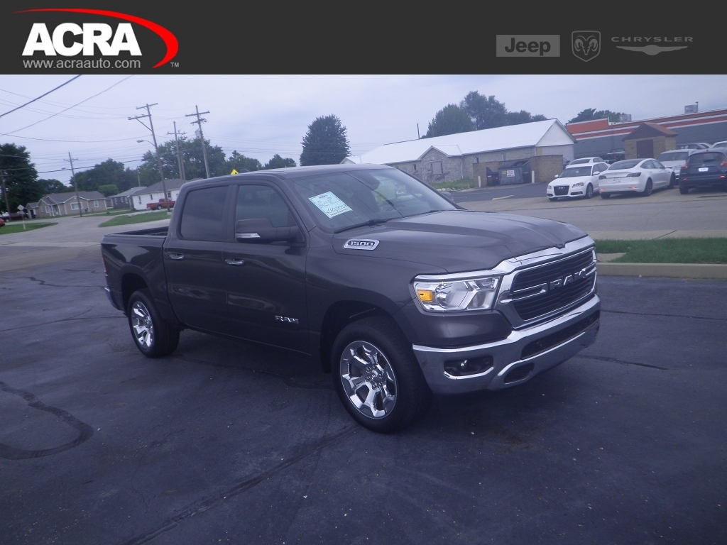 2019 Ram All-New 1500 Big Horn/Lone Star 4x4 Quad Cab 6'4