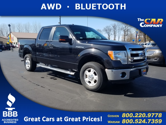 2012 Ford F-150 Harley-Davidson 4WD, 24495b, Photo 1