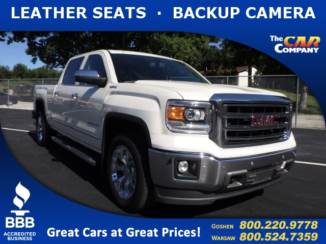 2014 GMC Sierra 1500 SLT 4WD, 25208, Photo 1