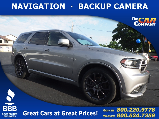 2017 Dodge Durango GT AWD, 25185, Photo 1