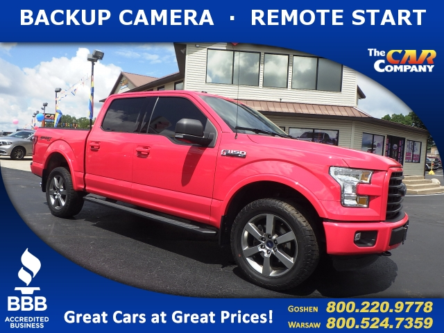 2016 Ford F-150 XLT 4WD, 24823, Photo 1