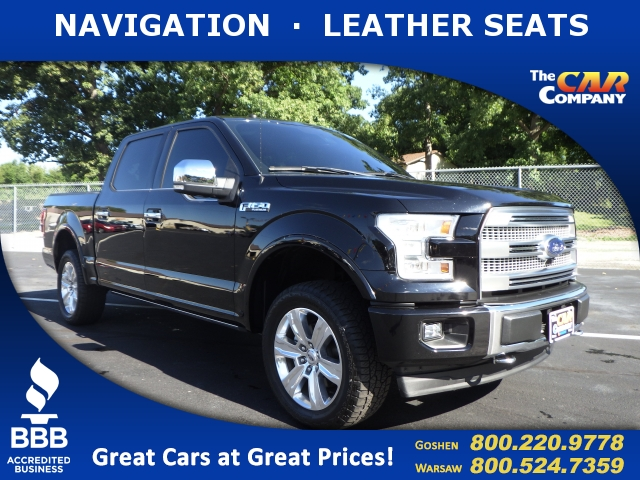 2011 Ford F-150 FX4 4WD, A09985, Photo 1
