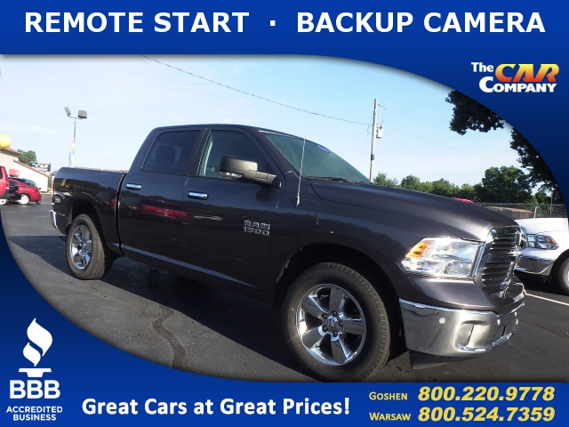 2017 Ram 1500 SLT 4WD, 694017, Photo 1