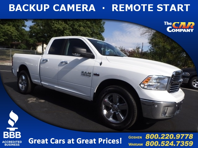 2017 Ram 1500 Big Horn, 25280, Photo 1