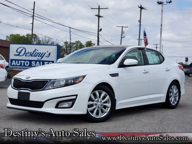 2011 Kia Optima 4dr Sdn 2.4L Auto LX, 058345, Photo 1