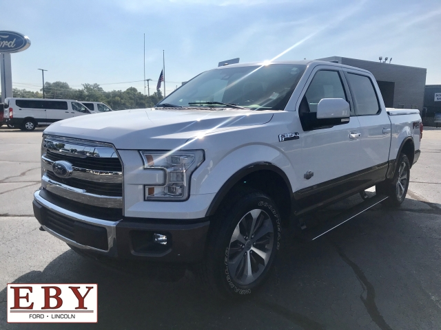 2016 Ford F-150 Platinum 4WD, GFD40011, Photo 1
