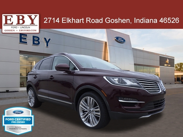 2017 Lincoln Navigator 4x4 Select, HEL04359, Photo 1