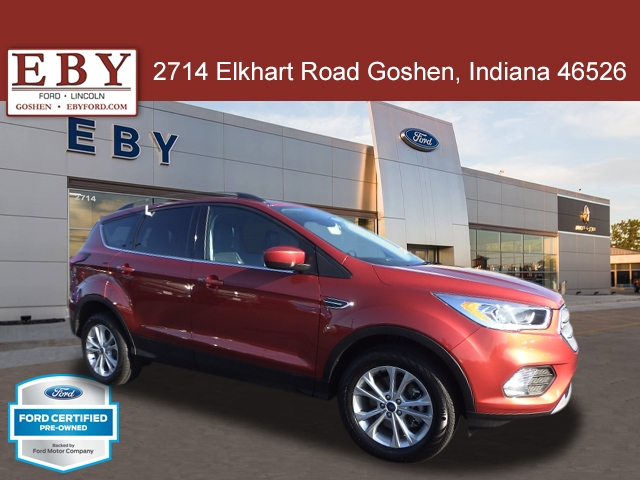 2019 Ford Edge ST AWD, KBC46456, Photo 1