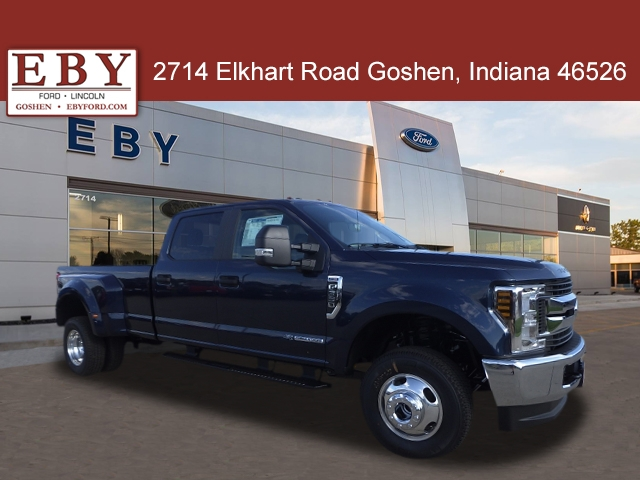 2019 Ford Super Duty F-350 DRW Pickup LARIAT, KEF76501, Photo 1