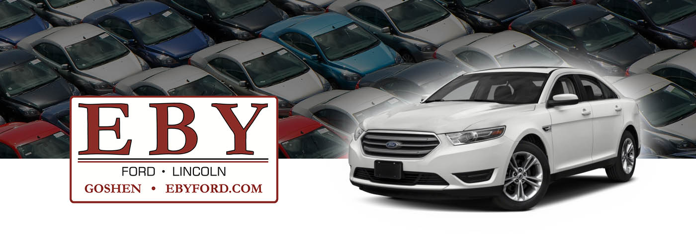 Eby Ford Used Cars for Sale
