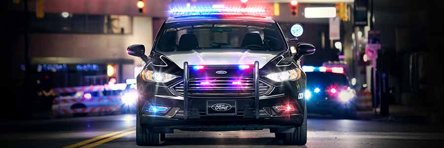 New Ford Police Interceptor Models