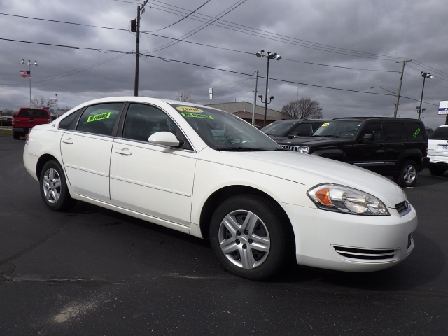 2008 Chevrolet Impala 4dr Sdn 3.5L LT FWD, 155264, Photo 1