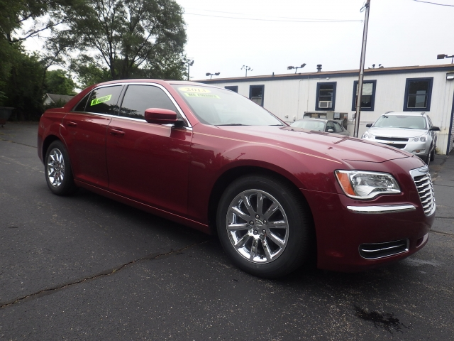 2007 Chrysler 300 Touring RWD, 747033, Photo 1